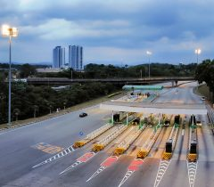 UPM TOLL PLAZA