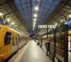 São Bento Railway Station